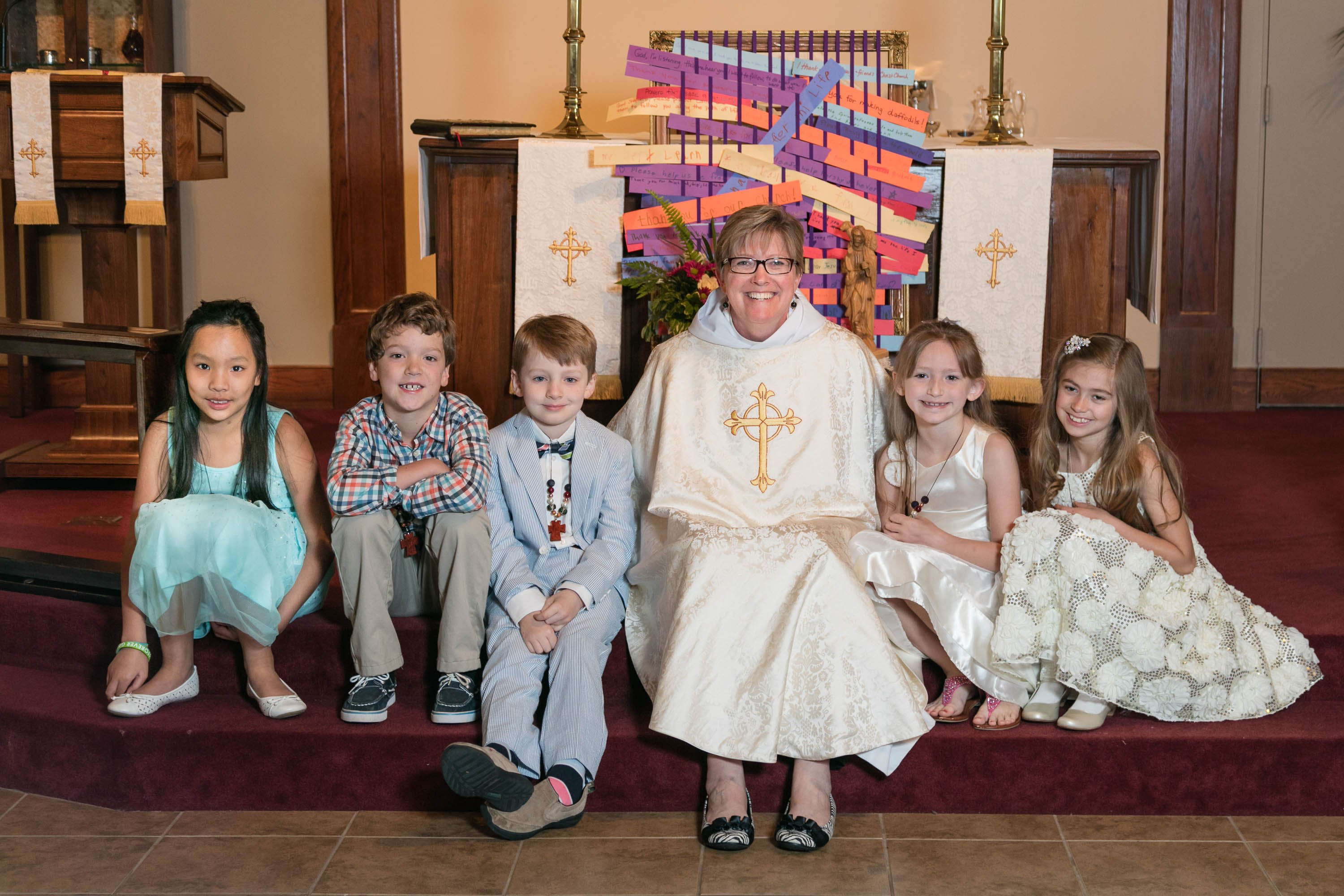 First Informed Communion