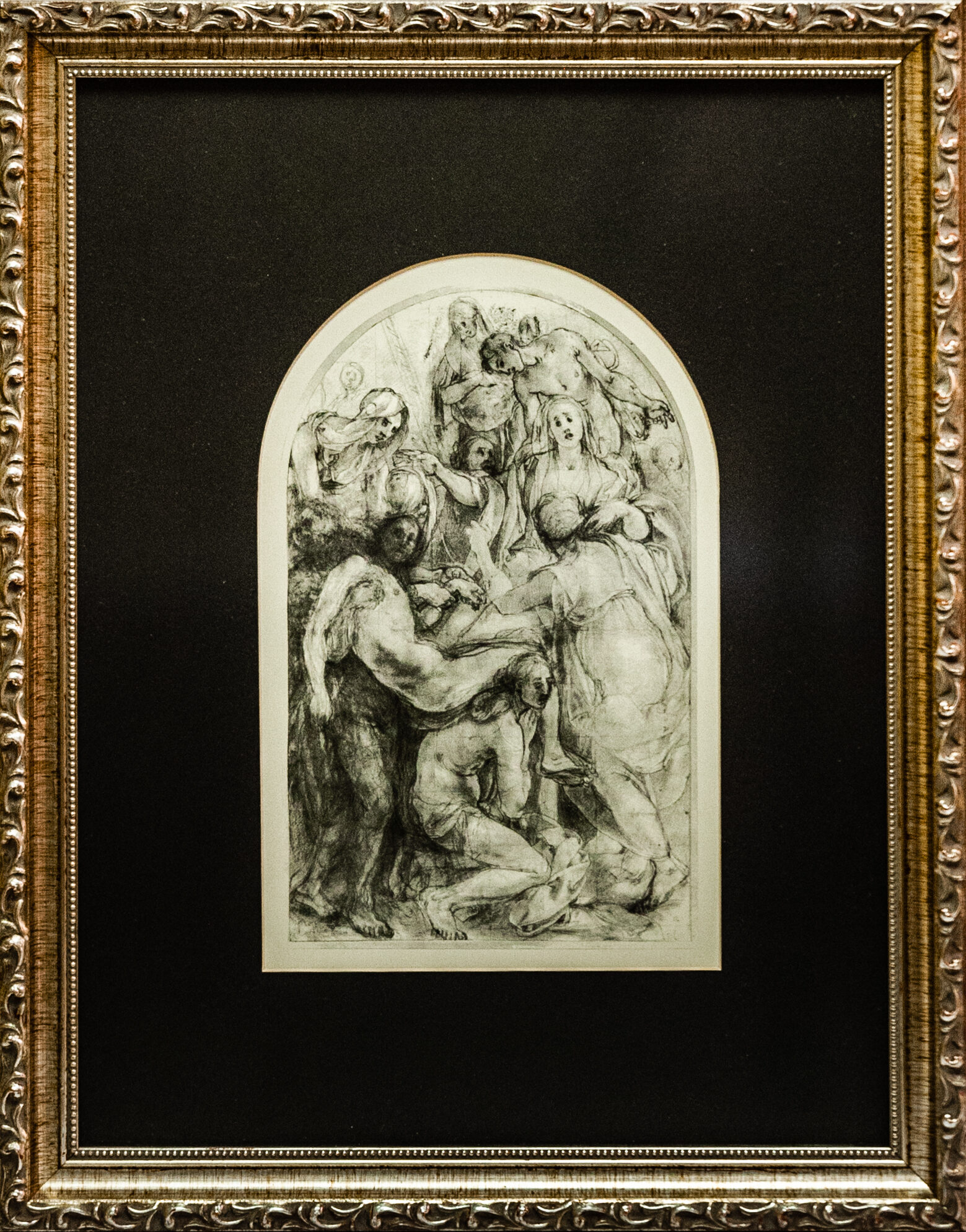 Deposition-from-the-Cross-Pontomo-1540
