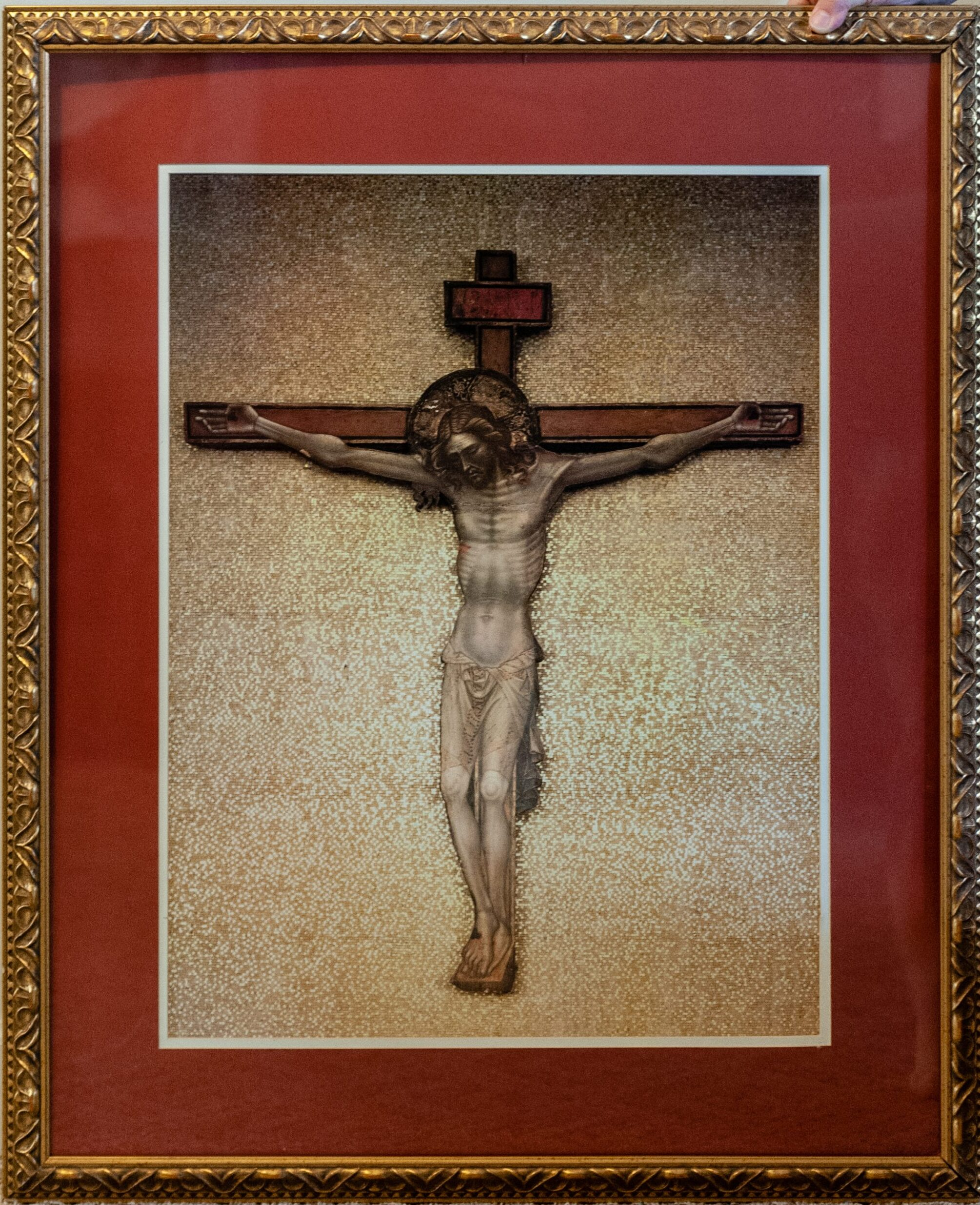 The Crucifixion 29x35